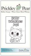 Vintage Valentine - Kitty