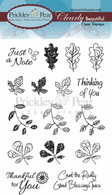 Fall Leaves 2- Clear Stamp Set