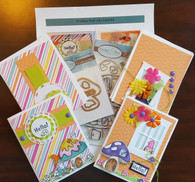 July Card Kit