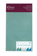 Frosted Foiled Paper Variety Pack - Crafter's Pack