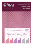 Princess Foiled Paper Variety Pack- Artist's pack
