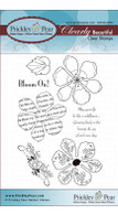Hibiscus - Clear Stamp Set