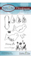 Build a Bird - Clear Stamp Set