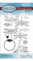 Dragonflies - Clear Stamp Set