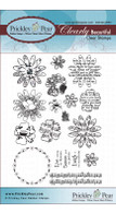 Flowers - Clear Stamp Set