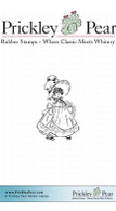 Bailey Small - Red Rubber Stamp