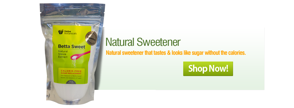Betta Sweet Natural Sweetener