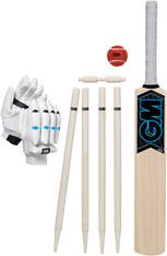 GM Neon Junior Size 4 soft ball Cricket set.