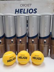 Shine Helios Cricket Tennis Ball. (12 Pack)