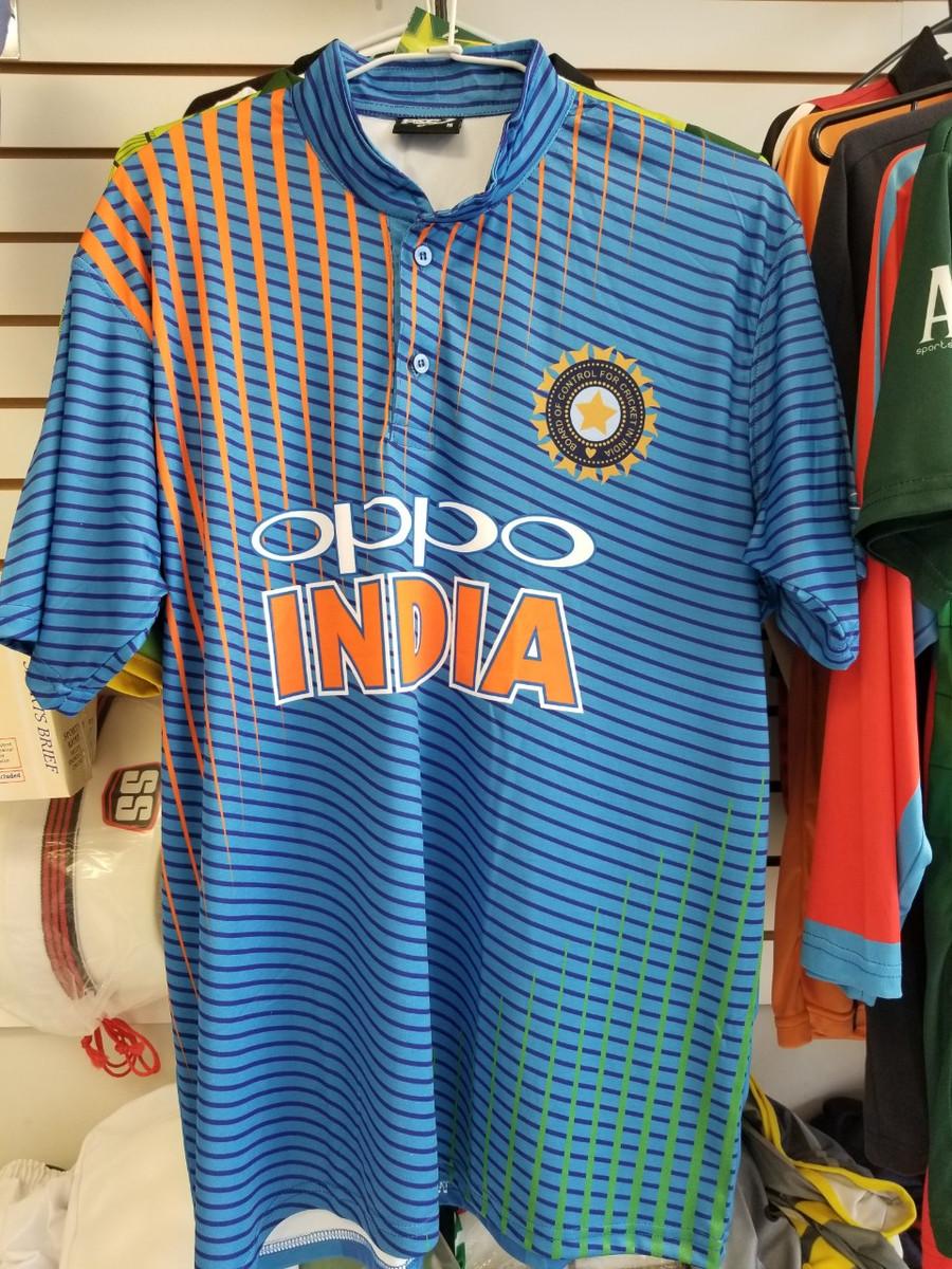India Cricket Jersey Cricket Store Canada