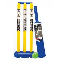 SS Junior Plastic Cricket Set