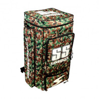 2020 SS Camo Duffle Cricket Kit Bag.