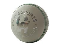 Ca Super Test White Cricket Balls (6 pack)