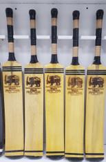 Black Mamba Tape Tennis Cricket Bat. (Sold Out)