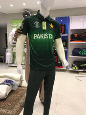 Pakistan 2019 Cricket World Cup Jersey