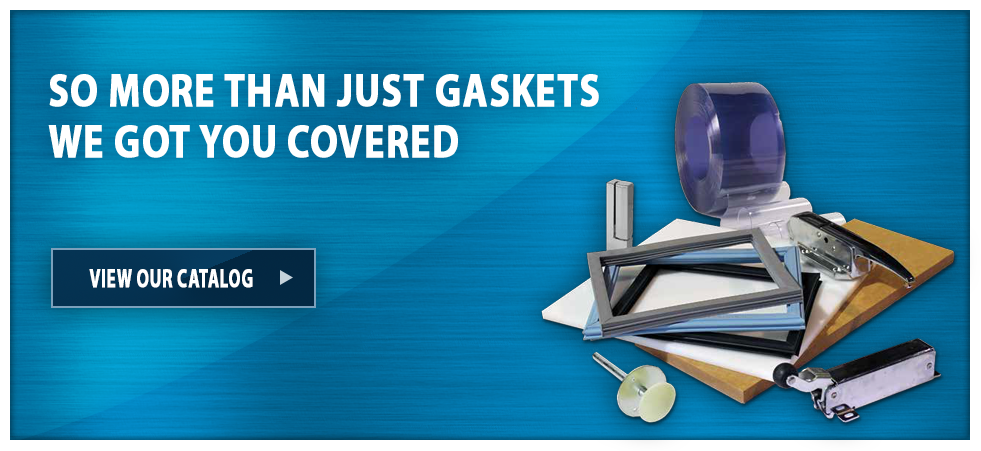 SO MORE THAN JUST GASKETS WE GOT YOU COVERED