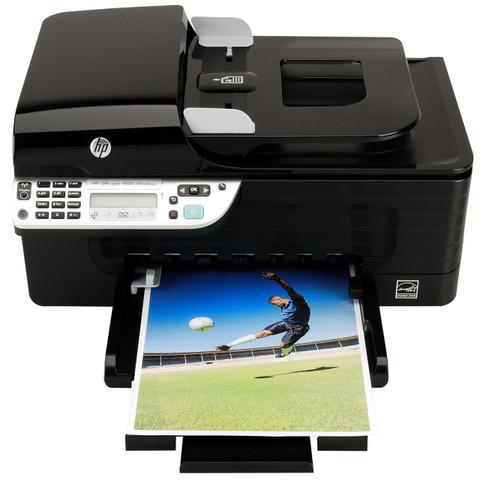 HP OfficeJet Printer Repair