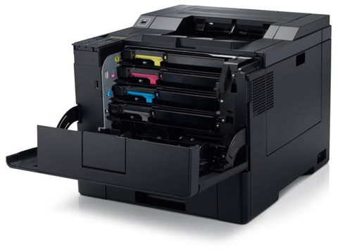 Dell Color Laser Printer Service