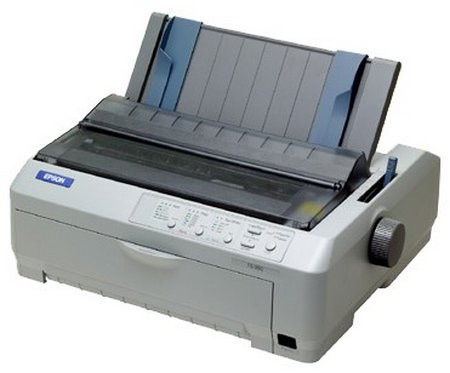 Impact Dot Matrix Printer Service
