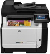HP Laserjet Pro cm1415fnw MFP Color Laser Printer