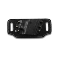 OWB Holsters MicroSlide for compact, concealed carry firearms, handguns, pistols.