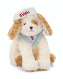 "Bunnies by the Bay ""Skipit""  Plush Toy"