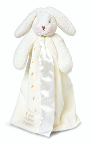 "Bunnies by the Bay ""Buddy Blanket-White"" 850711"