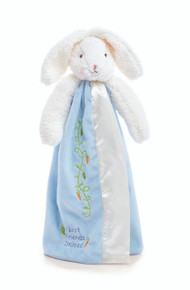 "Bunnies by the Bay ""Bud's Buddy Blanket- Baby Blue"" 210712"
