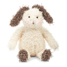 "Bunnies by the Bay ""Scraggle Buns"" 12 Inch Plush Toy 850705"