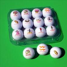 Twelve Days of Christmas Golf Balls