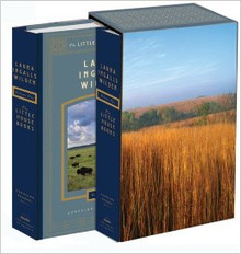 """""""The Little House Books: The Library of America Collection"""" 2 Hardback Volumes by Laura Ingalls Wilder -"""