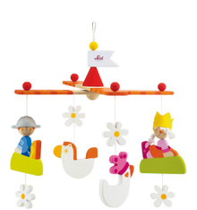 "Sevi's ""Be My Prince Mobile Cross"" 81874"