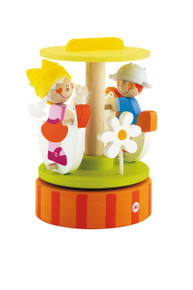 "Sevi's ""Be My Prince Rotating Music Box"" 81871"
