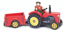 Le Toy Van Bertie's Tractor TV468