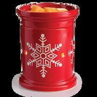 Snowflake Tart Warmer