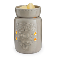 Faith Family Friends Midsize Warmer
