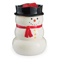 Snowman Tart Warmer