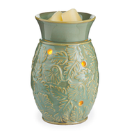 Green Leaf Midsize Warmer