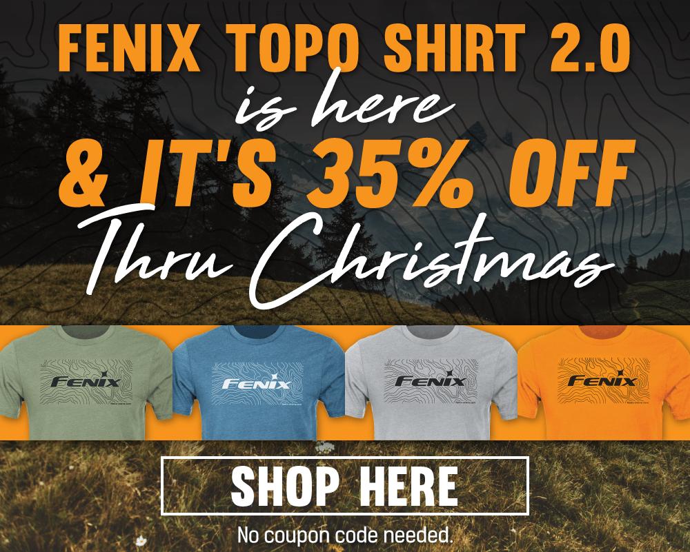 Fenix Store Topo Shirt 2.0