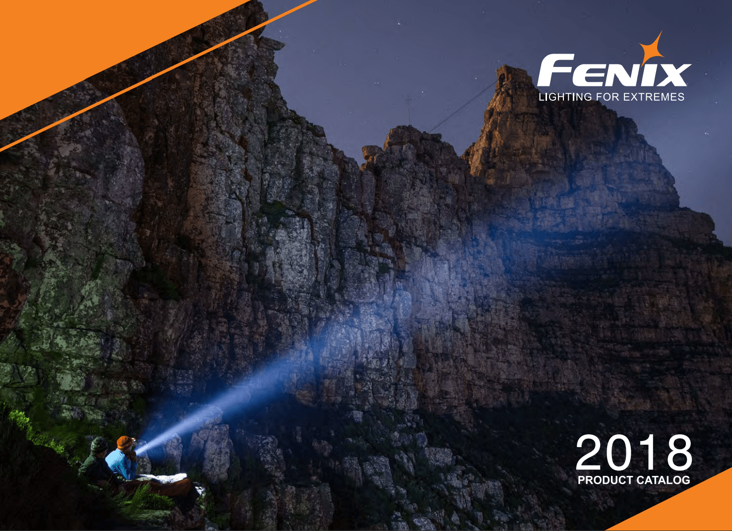 Fenix Flashlight Catalog 2018