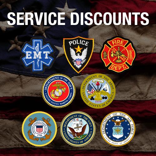Fenix Store Service Discounts