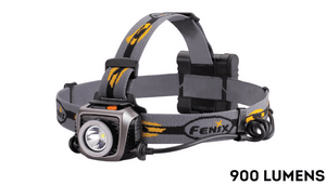 Fenix HP15 Ultimate Edt. Expedition Headlamp - Iron Grey