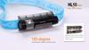 Fenix HL10 LED Flashlight Rotation