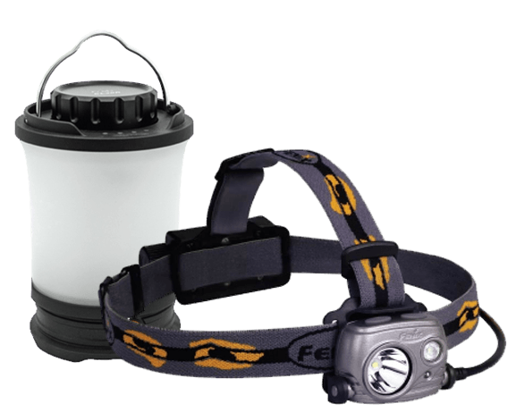 Camping & Hiking Flashlights