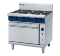 Blue Seal G56D 900mm Gas Range with Convection Oven