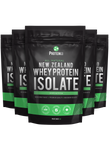 5  x  All Natural New Zealand Whey Protein Isolate