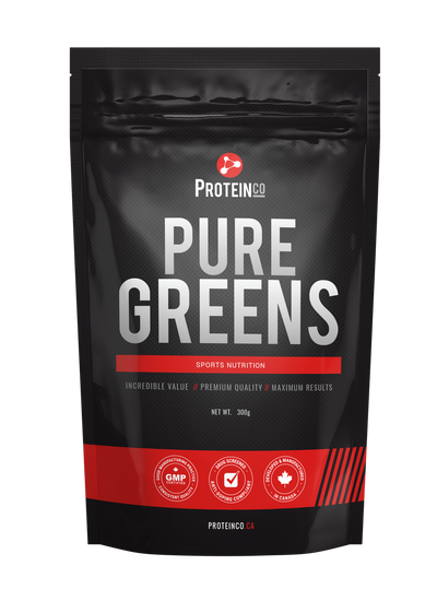 Pure Greens Drink