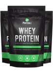 3 x Whey Protein (Made with New Zealand)