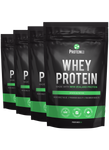 4 x Whey Protein (Made with New Zealand)
