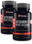 2 x Vitamin C Plus Calcium Capsules